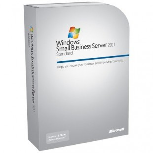 Windows Small Business Server 2011 Standard 5 Clt