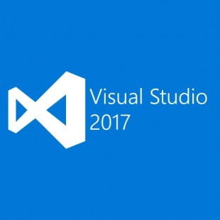 Microsoft Visual Studio Professional 2017 with MSDN