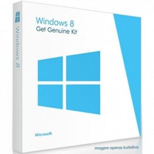 Microsoft Windows 8 Pro GGK