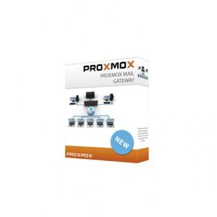 Proxmox Mail Gateway Стандартная поддержка