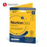 Norton 360 Deluxe 5ПК 1ГОД ESD