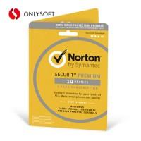 Norton Security Premium 10ПК 3ГОДА ESD