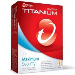 Titanium Maximum Security 2013